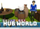 MyWorld, pour creer ses propres univers de jeux video